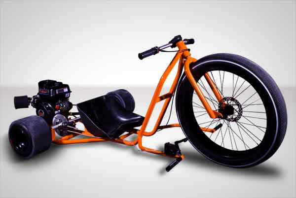 Drift Trike motorisé