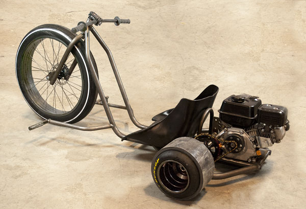 Motorized Drift Trike Builder and Pricing - SFD Industries